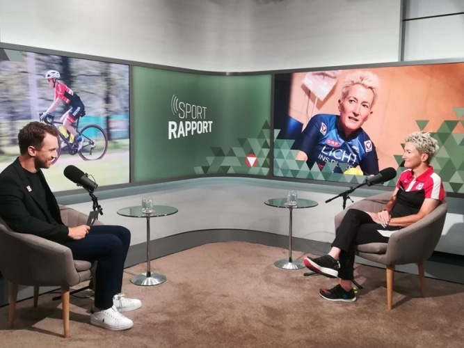 Sport Rapport mit Andreas Onea