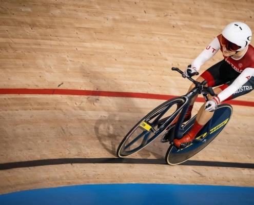 Yvonne Marzinke, 3000 m Einzelzeitfahren, Bahn, Paralympics Tokyo 2020
