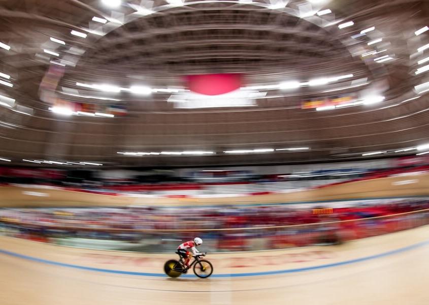 Yvonne Marzinke, 500 m Einzelzeitfahren, Bahn, Paralympics Tokyo 2020